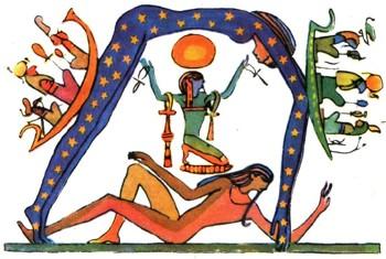 Мифы Древнего Египта